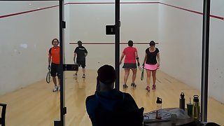 Krume/Turly vs Hunchner/Johnson Mixed Doubles WRT Mt. Rainier Part 3