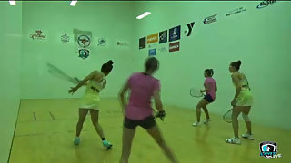 Longoria/Salas vs. Munoz/Sotomayor LPRT Battle at the Alamo Doubles Semis 2015
