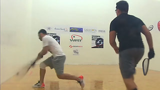 Cardona vs. Martell WRT Suncoast Open Quarters