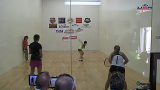 Manilla/Cooperrider vs. Scott/York USAR Nationals Girls Doubles 18/16 and Under