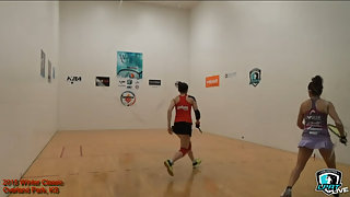 Longoria vs. Salas LPRT Winter Classic Semi's 2015