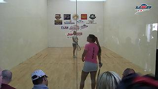 Cooperrider vs. Manilla USAR Nationals Girls Singles 16 and Under Gold