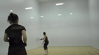 Lisa Jamsran vs. Janine Davic - Women's B