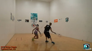 Vargas vs. Rajsich LPRT Winter Classic Semi's 2015