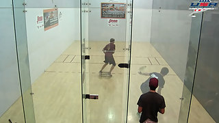Schopieray vs Patterson NIC Men's Singles #1 Quarters