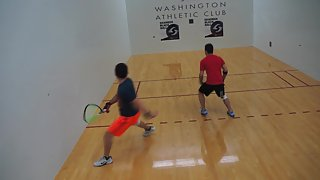 Gutierrez vs. Cardona WRT Mt. Rainier Open Finals Good Rally