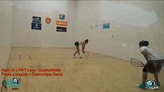 Longoria vs. Davis LPRT Pro Nationals Quarters 2015