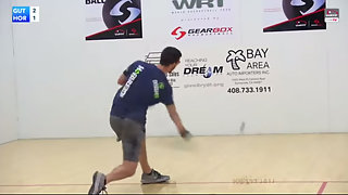 Gutierrez vs. Horn WRT Pleasanton Open Semis 2015
