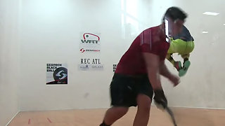 Bredenbeck vs. Martell WRT Atlanta Open Quarters