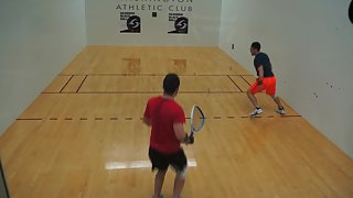 Gutierrez vs. Cardona WRT Mt. Rainier Open Finals Good Shot