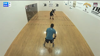 Cardona vs Martell WRT San Diego Open Top8 2015
