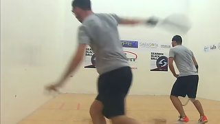 Cardona vs. Horn WRT Suncoast Open Finals