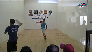 Rojas vs. Barth USAR Nationals Boys Singles 16 and Under
