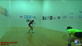 Vargas vs. Lambert LPRT New Jersey Open Finals 2015