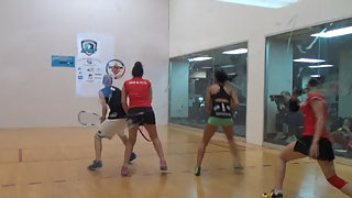 23rd Christmas Classic Pro Doubles Final