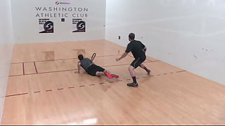 Bredenbeck vs. Franco WRT Mt. Rainier Open Quarterfinals 2015
