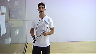 The Ellis Drill in Racquetball