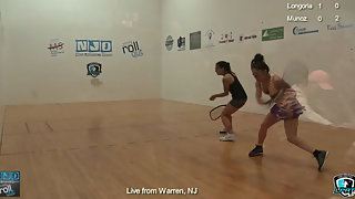 Longoria vs. Munoz LPRT New Jersey Open Quarters