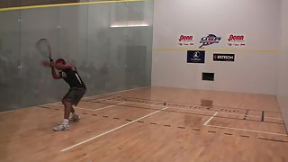 2011 Jr Racquetball Nationals Boys 18 Singles Final Match Pt-1