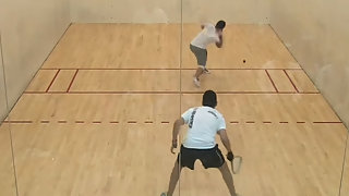 Cardona vs. Alonso WRT Modesto Open Quarters