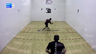 Martell vs. Munoz WRT Alamo City Open Quarters