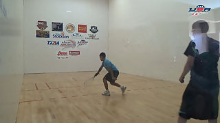 Rojas vs. Thakur USAR Nationals Boys Singles 12 and Under Gold