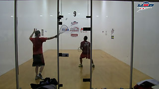 Burruel vs. Thielen USA Racquetball Nationals Single Men's Open