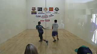 Rojas vs. Carter USAR Nationals Boys Singles 18 and Under
