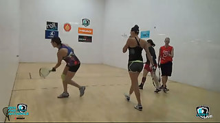 Acosta/Rajsich vs. Key/Lambert LPRT Pro Nationals Doubles Semis 2015