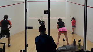 Krume/Turly vs Hunchner/Johnson Mixed Doubles WRT Mt. Rainier Part 2