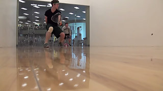 Let's Play Racquetball!