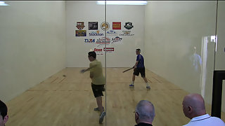 Akins vs. Baron USAR Nationals Boys 14 and Under Singles