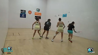 Longoria/Salas vs. Amaya/Rascon LPRT Pro Nationals Doubles Semis