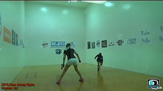Lambert vs. Herrera LPRT New Jersey Open Top 16 2015
