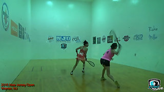 Longoria vs. Sotomayor LPRT New Jersey Open Quarters 2015