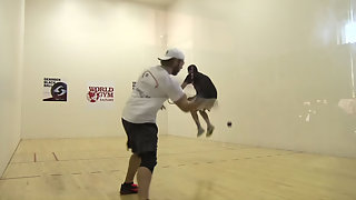Bredenbeck vs. Alonzo WRT San Diego Open Quarters