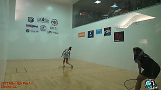 Longoria vs. Rascon Mile High Pro Am Quarters 2015
