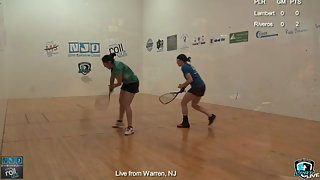 Lambert vs. Riveros LPRT New Jersey Open Quarters
