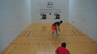 Gutierrez vs. Cardona WRT Mt. Rainier Open Finals Ahead