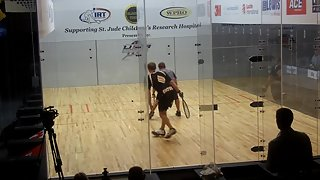 Kane vs. Andy Hawthorne US Open 2010 - Game 1