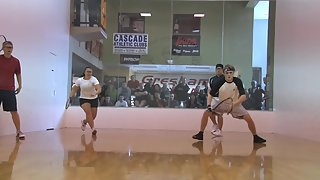 2012 Northwest Racquetball Regional Highlights