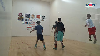 Barth/Benson vs. Vazquez/Antone USAR Nationals Boys Doubles 16 and Under