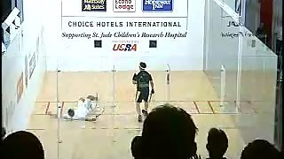 Best racquetball plays by the pros!
