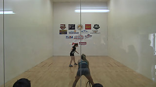 VanRhee vs. Briglia USAR Nationals Girls Singles 16 and Under Gold