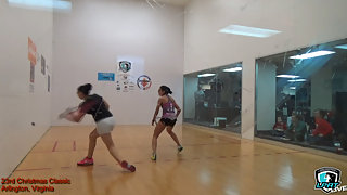 23rd Christmas Classic Pro Singles Semifinal