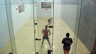 Bailey vs. Munoz NIC Women's Singles #1 Finals