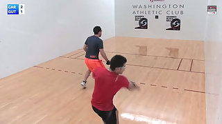 Cardona vs. Gutierrez WRT Mt. Rainier Open Finals 2015