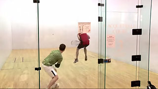 2012 Racquetball University of Miami - Alejandro Herrera
