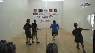 Barberis/Birnel vs. Singh/Turner USAR Nationals Boys Doubles 14 and Under Gold