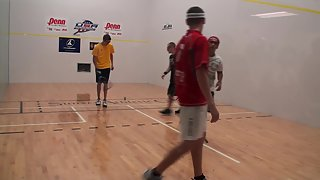 2011 Jr Racquetball Nationals Boys 18 Doubles Finals
